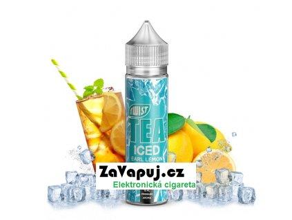 Earl Lemon Ice (Ledový černý čaj s citronem) 15ml