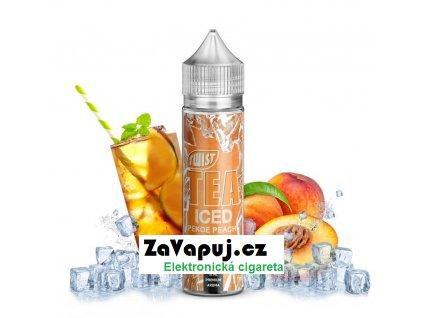 Příchuť Twist Tea S&V Pekoe Peach Ice (Chladivý ceylonský broskvový čaj) 15ml