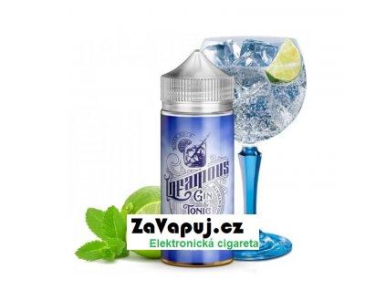 Příchuť Infamous Special S&V Gin & Tonic (Gin s tonikem a limetkou) 20ml