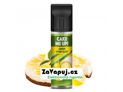 cake me up lemon short cake