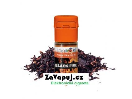 Příchuť FlavourArt Black Fire (Tabák) 10ml