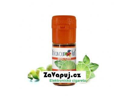 Příchuť FlavourArt Limetka (Lime) 10ml