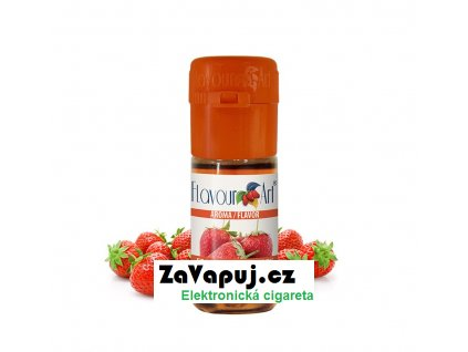 Příchuť FlavourArt Jahoda (Strawberry) 10ml