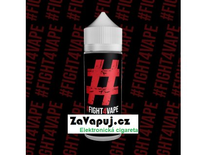 Příchuť FIGHT4VAPE Shake and Vape 15ml Red Berries