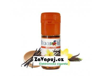 Příchuť FlavourArt Vanilka (Vanilla) 10ml