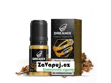 dreamix salt klasicky tabak classic tobacco s