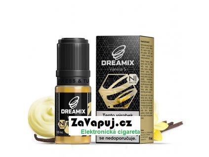dreamix salt vanilka vanilla s