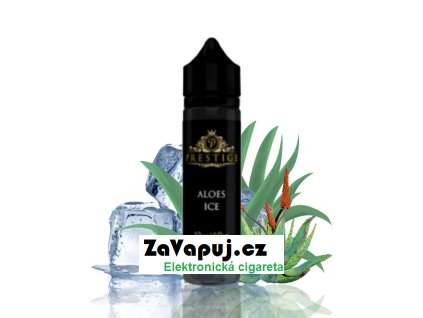 10 ml Prestige Aloes Ice (Shake & Vape)