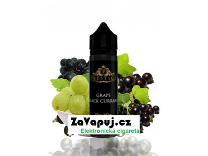 10 ml Prestige Grape Black Currant (Shake & Vape)