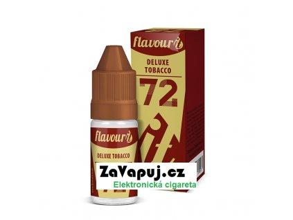 deluxe tobacco 72 prichut flavourit tobacco