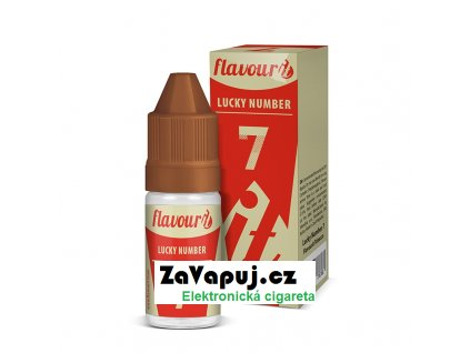 lucky number 7 prichut flavourit tobacco