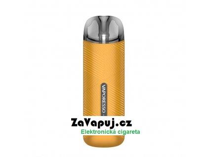 Elektronická cigareta Vaporesso OSMALL Pod Kit (350mAh) (Žlutá)