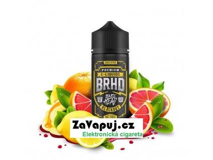 Příchuť Barehead S&V Blackout (Chladivý červený pomeranč) 20ml