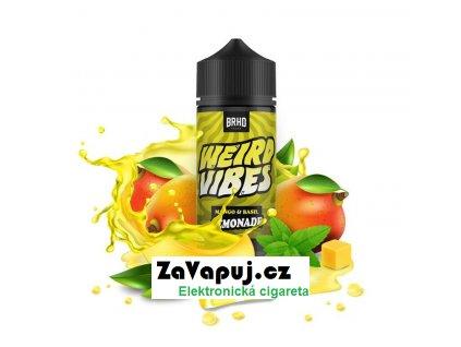 Příchuť Barehead S&V Mango & Basil (Citronáda s mangem a bazalkou) 20ml