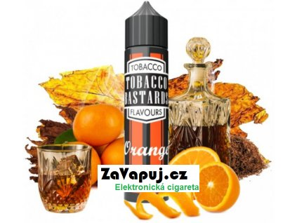 Příchuť Flavormonks Tobacco Bastards Shake and Vape 10ml Orange Tobacco