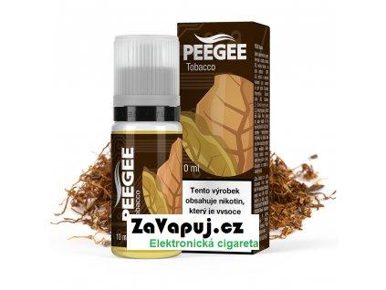 peegee Cisty tabak tobacco