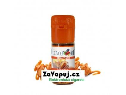 Příchuť FlavourArt Karamel (Caramel) 10ml