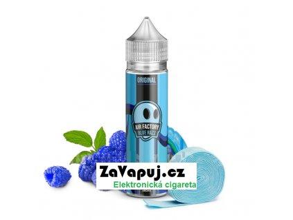 Příchuť Air Factory Shake and Vape Blue Razz (Sladká modrá malina) 15ml