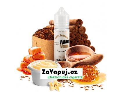 Příchuť Adams vape Shake & Vape Fluffy Tobacco (Sladká tabáková směs) 12ml