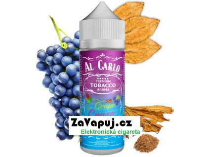 Příchuť Al Carlo Shake and Vape 15ml Grape Craze