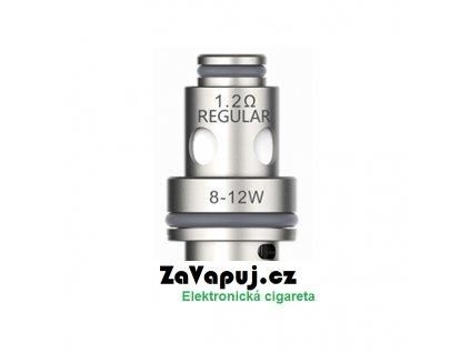 Žhavící tělísko Vaporesso GTX Regular (1,2ohm) (1ks)