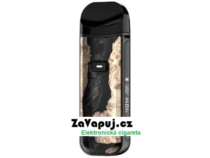 Elektronická cigareta Smoktech Nord 2 40W 1500mAh Black Stabilizing Wood