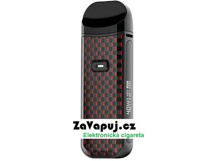 Elektronická cigareta Smoktech Nord 2 40W 1500mAh Červená