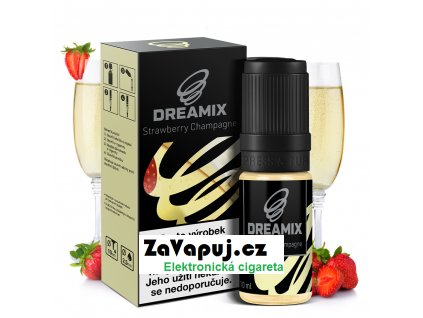 dreamix jahoda se sampanskym strawberry champagne