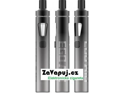 Elektronická cigareta Joyetech eGo AIO (1700mAh) Šedá