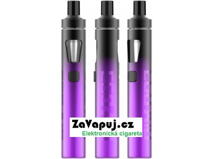 Elektronická cigareta Joyetech eGo AIO (1700mAh) Fialová