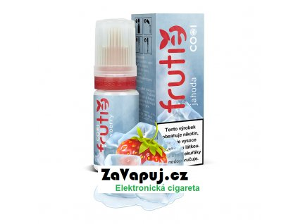 Liquid Frutie COOL - Jahoda 10ml 2mg