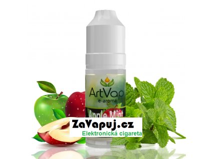 vyrn 9898mockup Art Vap Apple mint 1