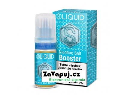 sliquid nicotine salt booster 20mg