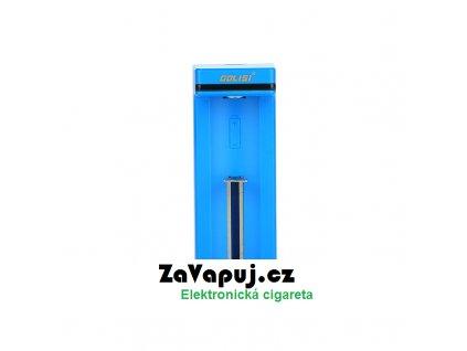 Multifunkční nabíječka baterií Golisi Needle 1 (0,5A) (Modrá)
