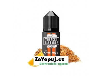 Příchuť Tobacco Bastards Orange (Tabák s pomerančem) 10ml