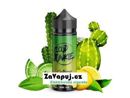 Příchuť CloudJunkie Shake & Vape Catrone (Kaktus s citronem a limetkou) 30ml
