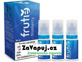 Liquid Frutie Borůvka (Blueberry) 30ml