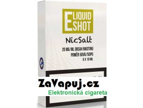 Booster E Liquid Shot NICSALT