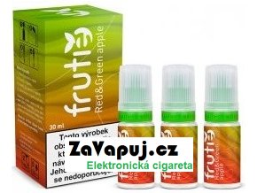 Liquid Frutie Jablko (Red and Green Apple) 30ml