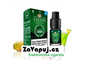 Colinss eliquid 10ml Magic Green OK