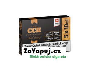 Booster báze JustVape CCH (100VG) 5x10ml 18mg