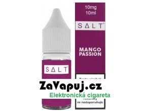 Liquid Juice Sauz SALT CZ Mango Passion 10ml - 10mg