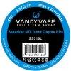 Vandy Vape Superfine MTL Fused Clapton odporový drát SS316 3m