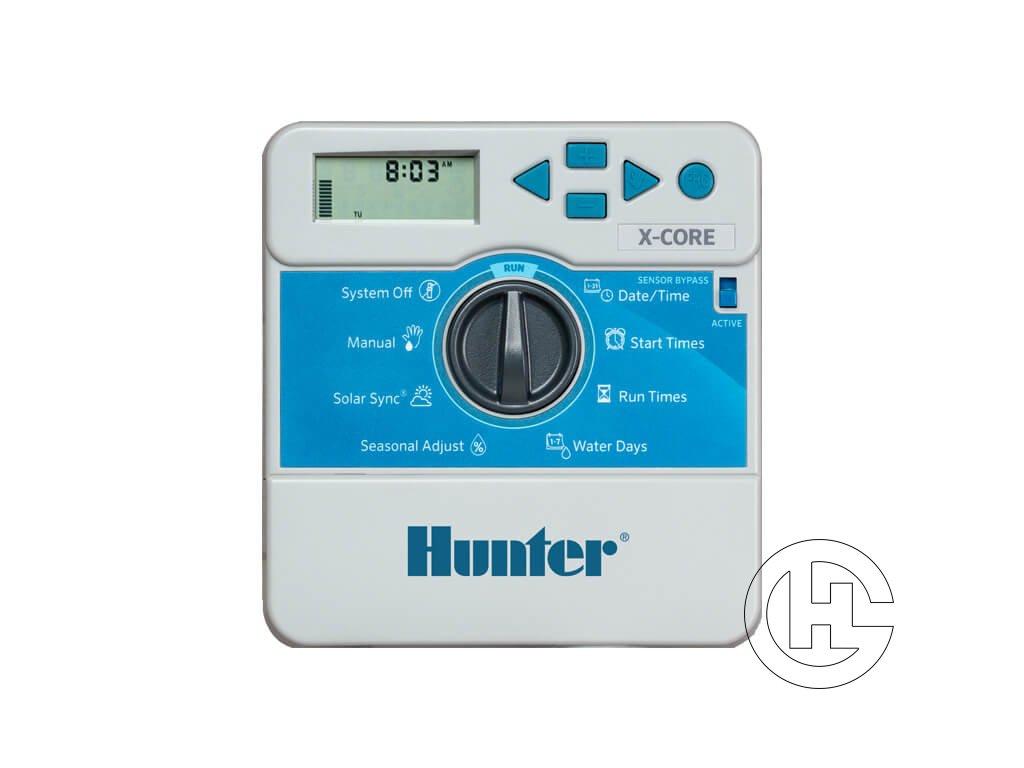 Hunter X CORE interier 2