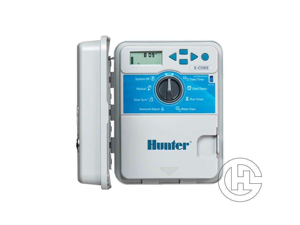 Hunter X CORE exterier 1