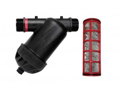 Azud filter sitkový 1
