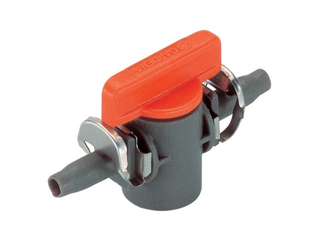 """Uzavírací ventil 4,6 mm (3/16"""") (2 ks)"""