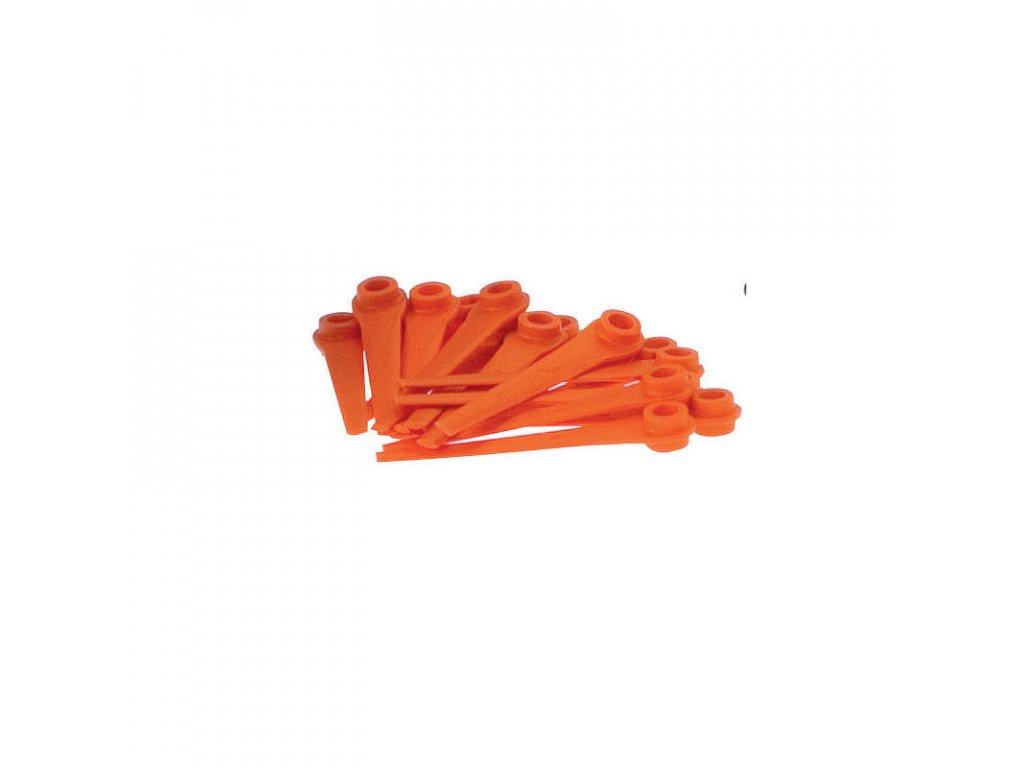 Náhradní nožíky pro Accu-trimmer 8840, 8841, 2417 (po 20 ks)
