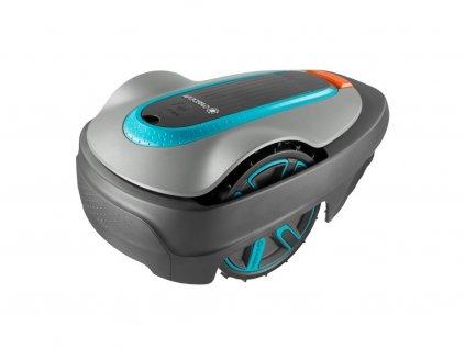 Robotická sekačka SILENO city 500