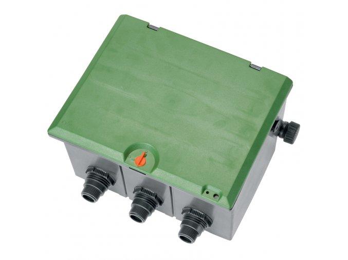 Box na ventily V3 (bez ventilů)